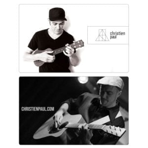 Christien Paul - USB Card