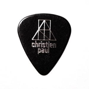Christien Paul - Guitar Picks (medium gauge)
