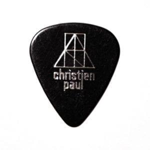 Christien Paul - Guitar Picks (medium gauge)